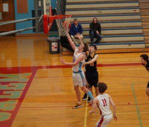 2020 JV Boys Basketball vs Bend