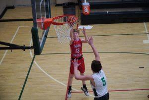 2020 Freshman Boys Basketball vs Summit