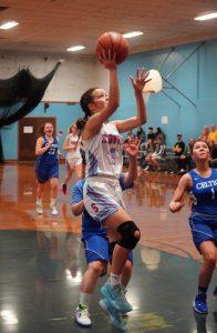 2020 JV2 Girls Basketball vs McNary