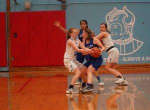 2020 JV Girls Basketball vs McNary