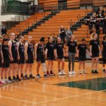 2020 Varsity Girls Basketball vs West Salem