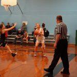 2020 JV2 Girls Basketball vs West Salem