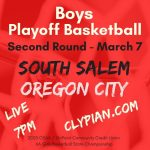 WATCH BOYS PLAYOFF BASKETBALL LIVE TONIGHT – 7PM