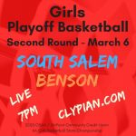 WATCH GIRLS PLAYOFF BASKETBALL LIVE TONIGHT – 7PM