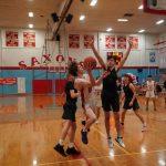 2020 JV Boys Basketball vs West Salem