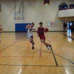 2020 Freshman Boys Basketball vs Bend
