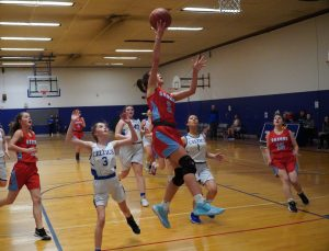 2020 JV2 Girls Basketball vs McNary