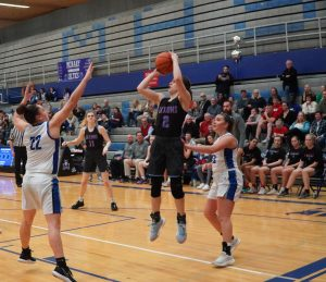 2020 Varsity Girls Basketball vs McNary