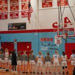 2020 Varsity Girls Basketball vs David Douglas