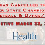 OSAA CANCELS REMAINING WINTER STATE CHAMPIONSHIPS