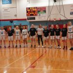 2020 Varsity Girls Basketball vs Benson