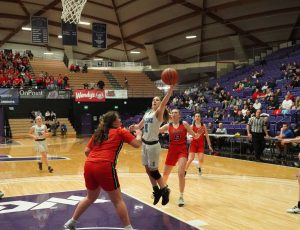 2020 Varsity Girls Basketball vs McMinnville