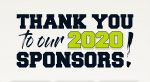 Thank you to our 2020 Spring Sports Sponsors!