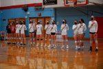 2020-21 Varsity Volleyball vs North Salem