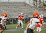2020-21 Freshman Football vs Sprague