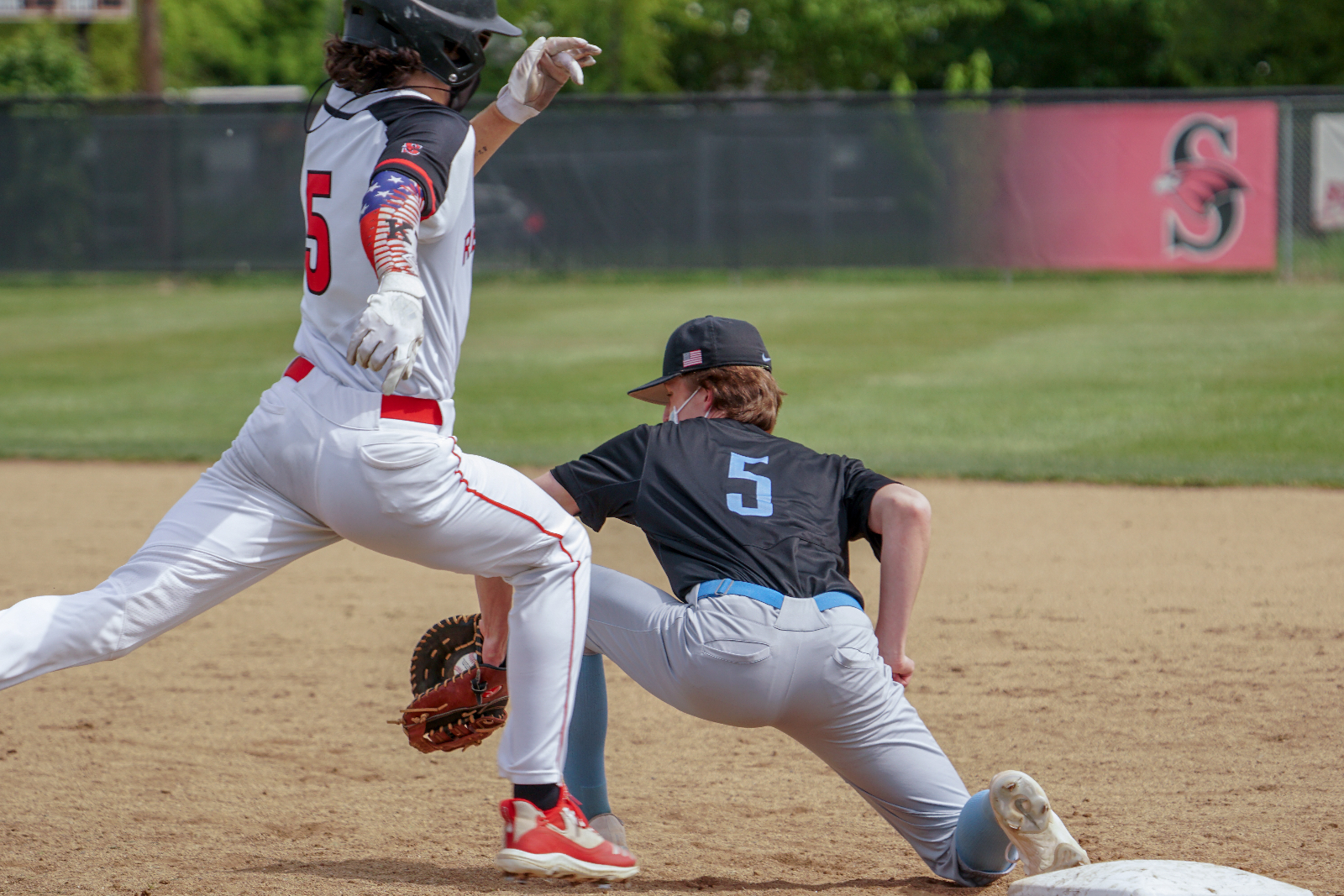 2021 Varsity Baseball vs South Albany