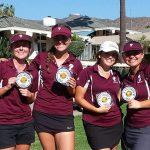 Girls Golf – League Finals