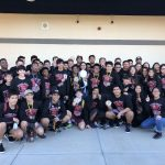 Boys 2018 Wrestling finishes  at Sunbelt League Finals