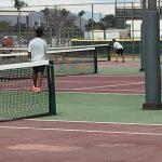 Boys Tennis Wins 2018 League Title