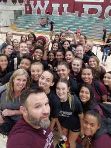 Girls Volleyball WINS!