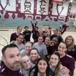Girls Volleyball wins 1st Round State Match