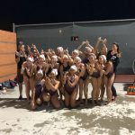 Girls Water Polo win first league championship!