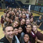 Girls Varsity Volleyball beats Yucaipa 3 – 0