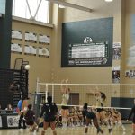 Girls Varsity Volleyball beats Murrieta Mesa 3 – 0