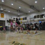 Girls Varsity Volleyball beats Notre Dame/Riverside 3 – 1