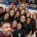 Girls Varsity Volleyball beats Fountain Valley 3 – 0