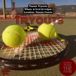 Boys and Girls Tennis Tryouts