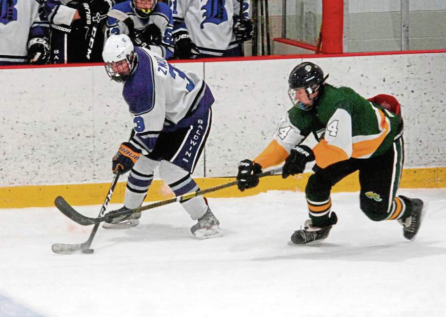 Trib HSSN- Hockey team rallies to beat Penn-Trafford!