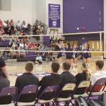 Baldwin vs. Peters Township Girls Volleyball Highlights