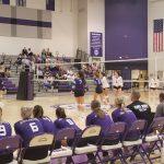Baldwin Fighting Highlanders Girls Volleyball Highlights