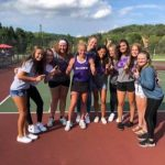 Baldwin Girls Tennis – Bethany Yauch, First Place Sectional Singles