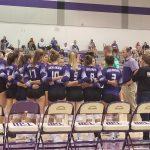 Baldwin Fighting Highlanders Girls Volleyball Highlights (#McFeeleyStrong)