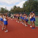 Baldwin Fighting Highlanders Girls Tennis Highlights - Senior Day