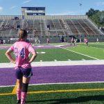 Baldwin vs. USC Girls Soccer Highlights – Pink Out