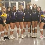 Baldwin Fighting Highlanders Girls Volleyball Highlights – Senior Night