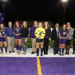 Baldwin Fighting Highlanders Girls Soccer Highlights – Senior Night