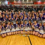Baldwin Fighting Highlanders Cheerleading Highlights – South Hills Showdown