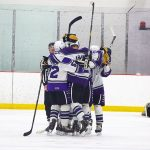 Baldwin Fighting Highlander Hockey Highlights