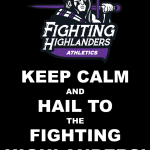 Fighting Highlanders (2-2) beat Franklin Regional. #HailToTheFightingHighlanders