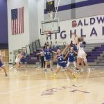 Baldwin Fighting Highlanders Girls Basketball Highlights