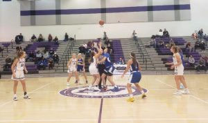 Baldwin Fighting Highlanders Girls Basketball Highlights