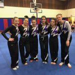 Fighting Highlanders Gymnastics finishes in 3rd place at the St. Mary's Invitational. #HailToTheFightingHighlanders