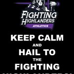 The Baldwin Fighting Highlanders Varsity Hockey team beats Armstrong 9-4 on Senior Night. #HailToTheFightingHighlanders