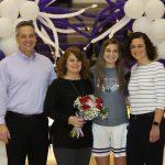 Baldwin Fighting Highlanders Girls Basketball Highlights – Senior Night