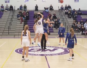 Baldwin Fighting Highlanders Girls Basketball Highlights – Senior Night