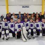 Baldwin Fighting Highlanders Hockey Highlights – Senior Night
